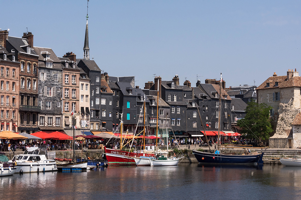 Normandia-Honfleur