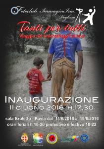 Mostra di Pavia